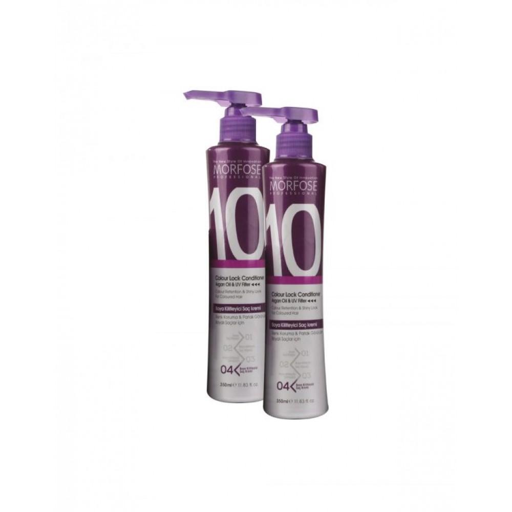 Morfose 10 Color Lock Кондиціонер для волосся 350 мл