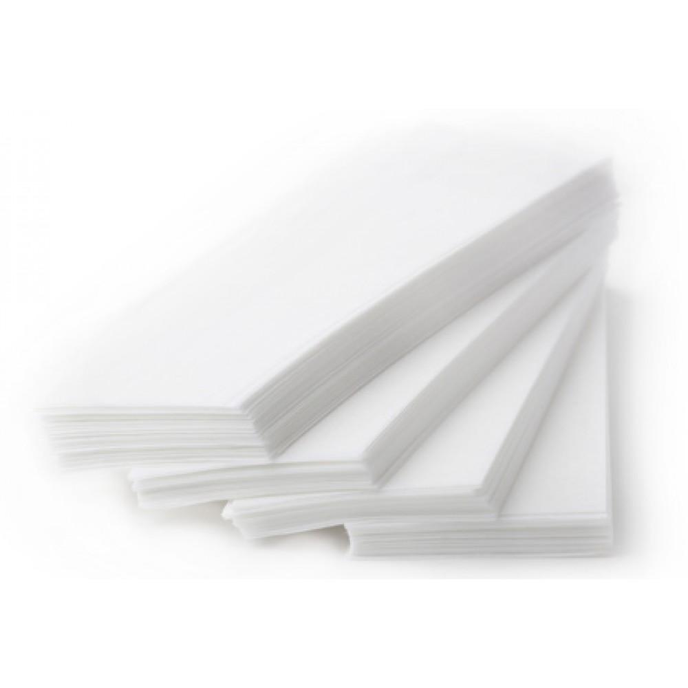 ETTO Смужки для депіляції неткані білі 100 шт.
