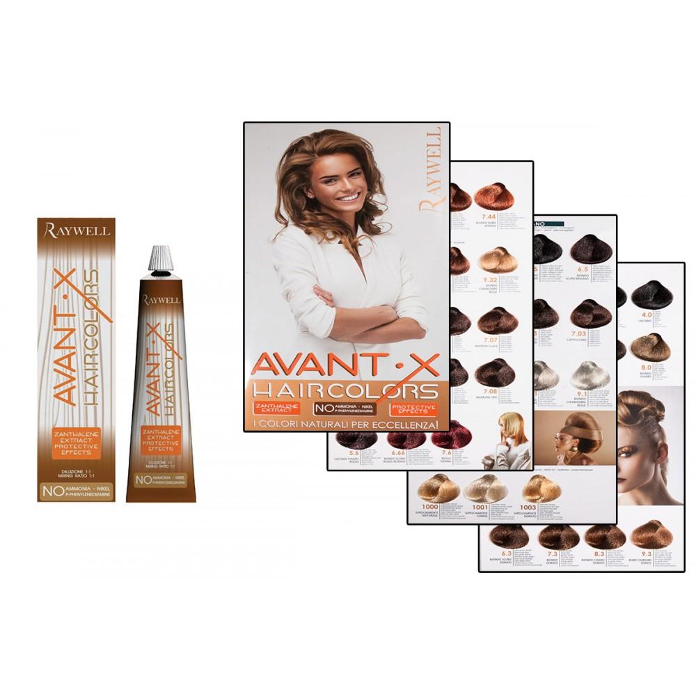 Raywell Avant X Крем-фарба для волосся безаміачна