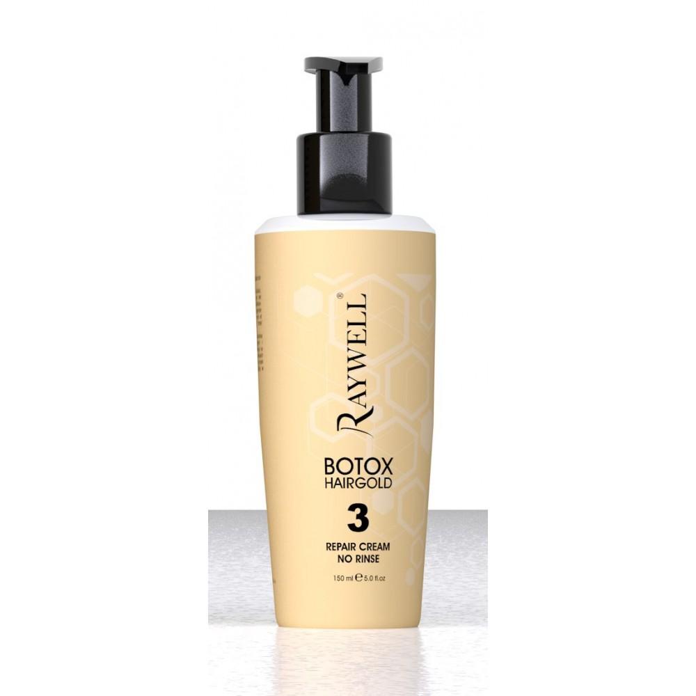 Raywell Botox Hairgold Крем 150 мл