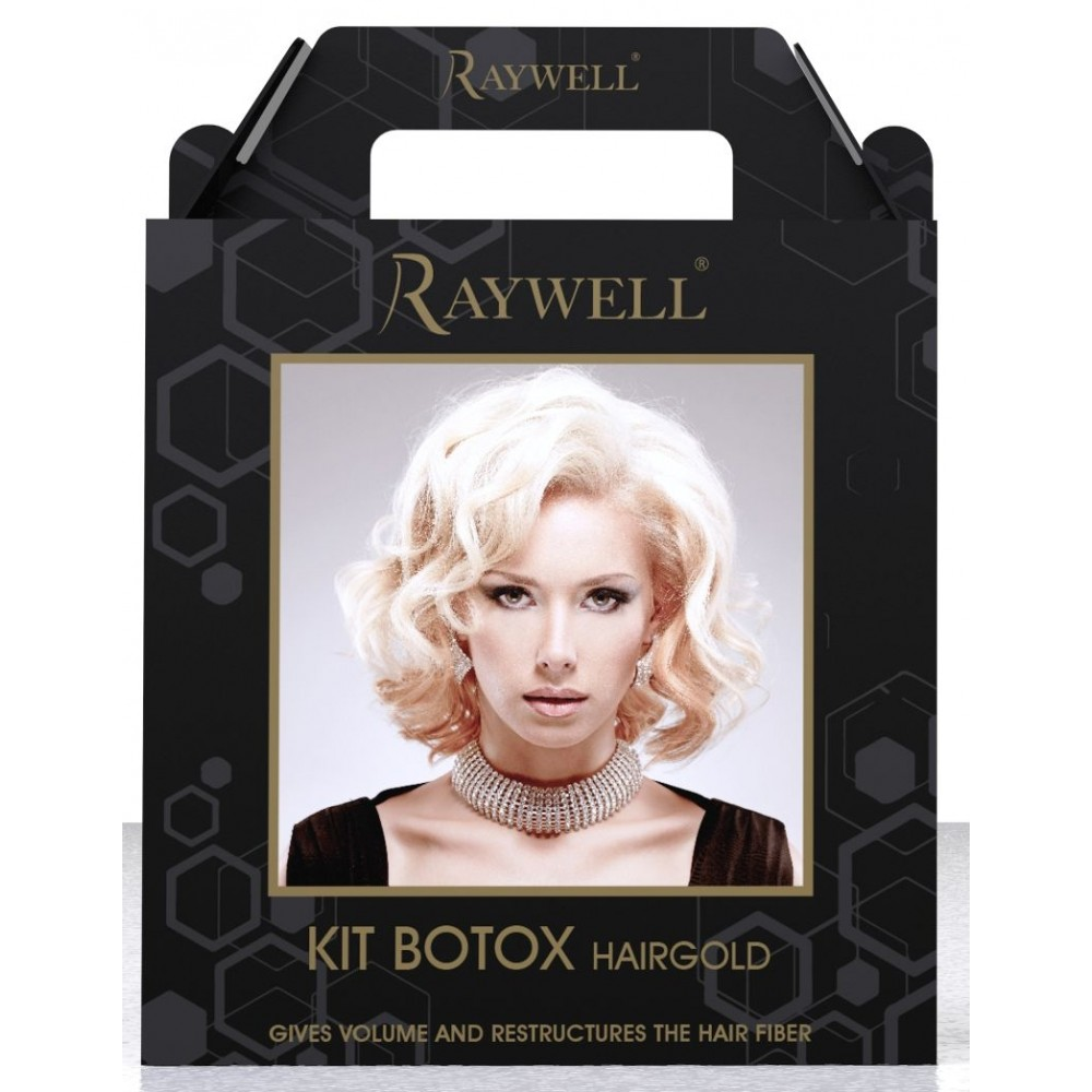 Raywell Botox Hairgold mini Набір