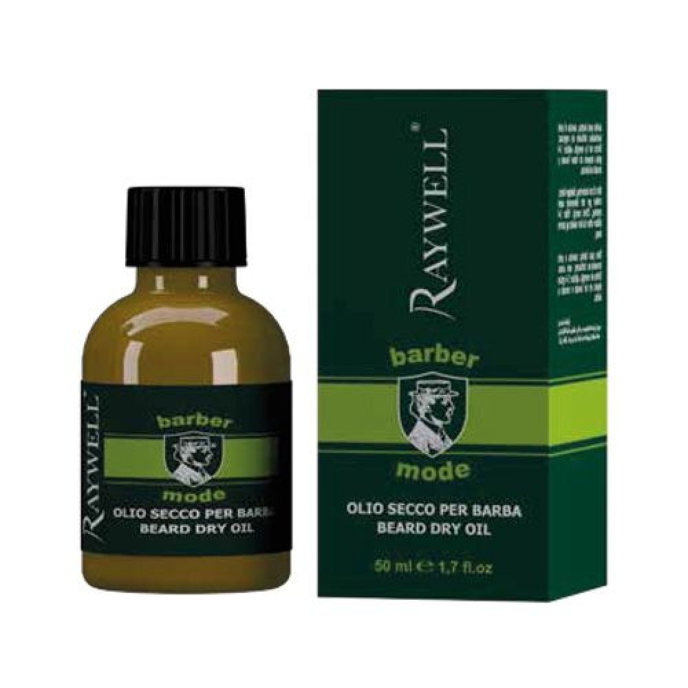 Raywell Barber Mode Суха олія для бороди 50 мл
