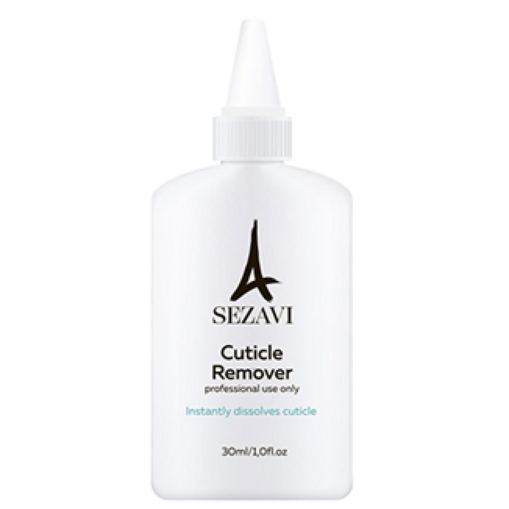 Sezavi Cuticle Remover Гель для видалення кутікули 30 мл
