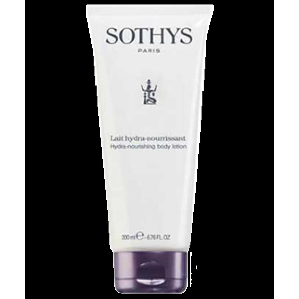 Sothys Hydra Nourishing Body Lotion Гідро-живильне молочко 200 мл.