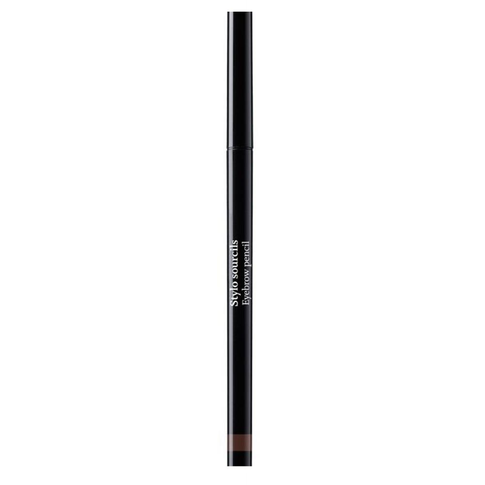 Sothys Brown enchancer pencil Олівець для брів темно-коричневий