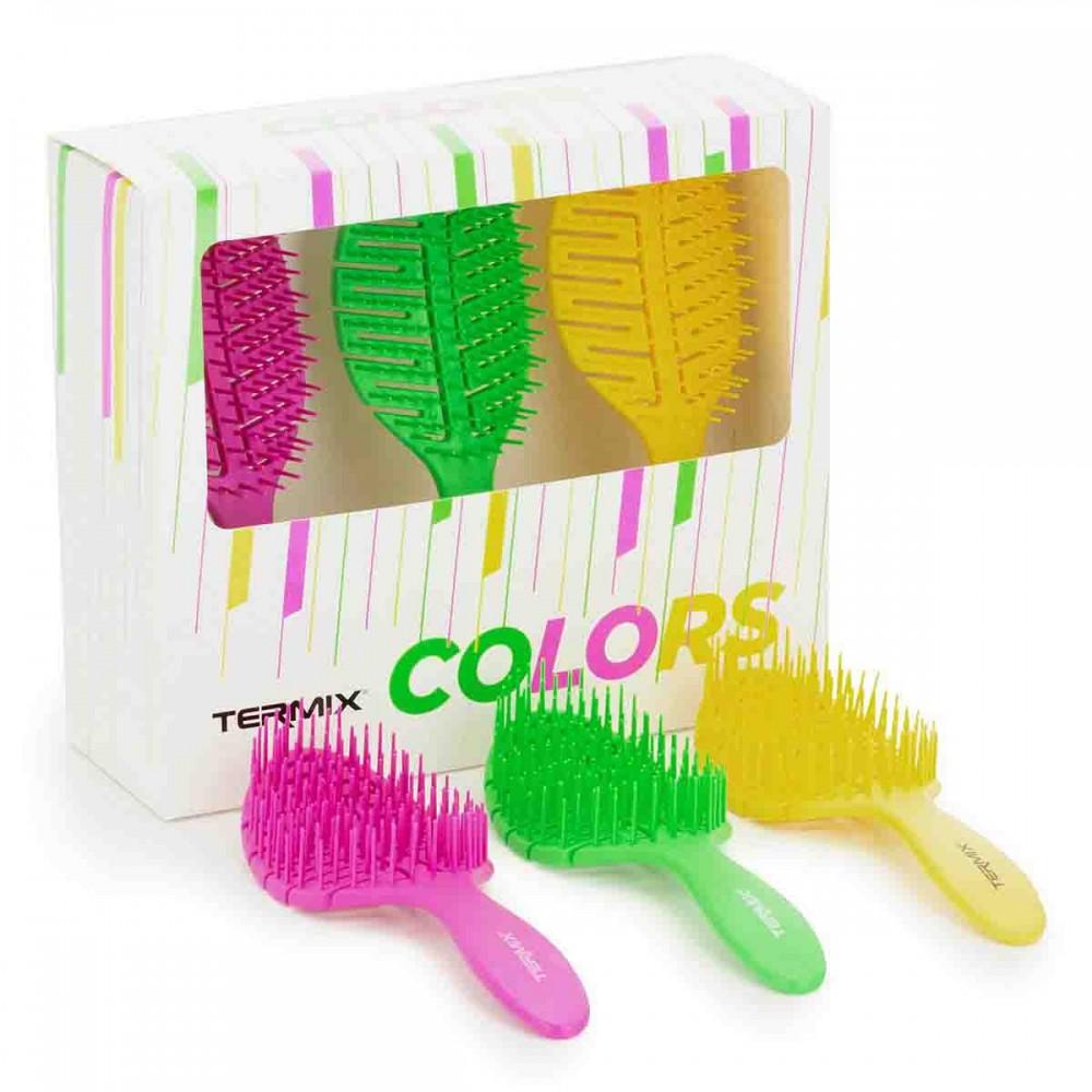 Termix Colors Щітка масажна різнокольорова