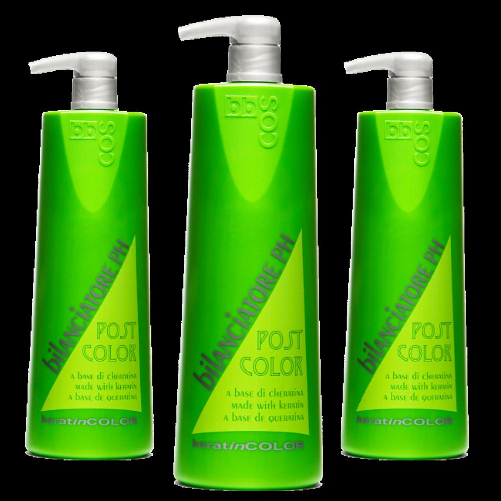 KeratinColor Нейтралізатор для волосся після фарбування 300 мл.