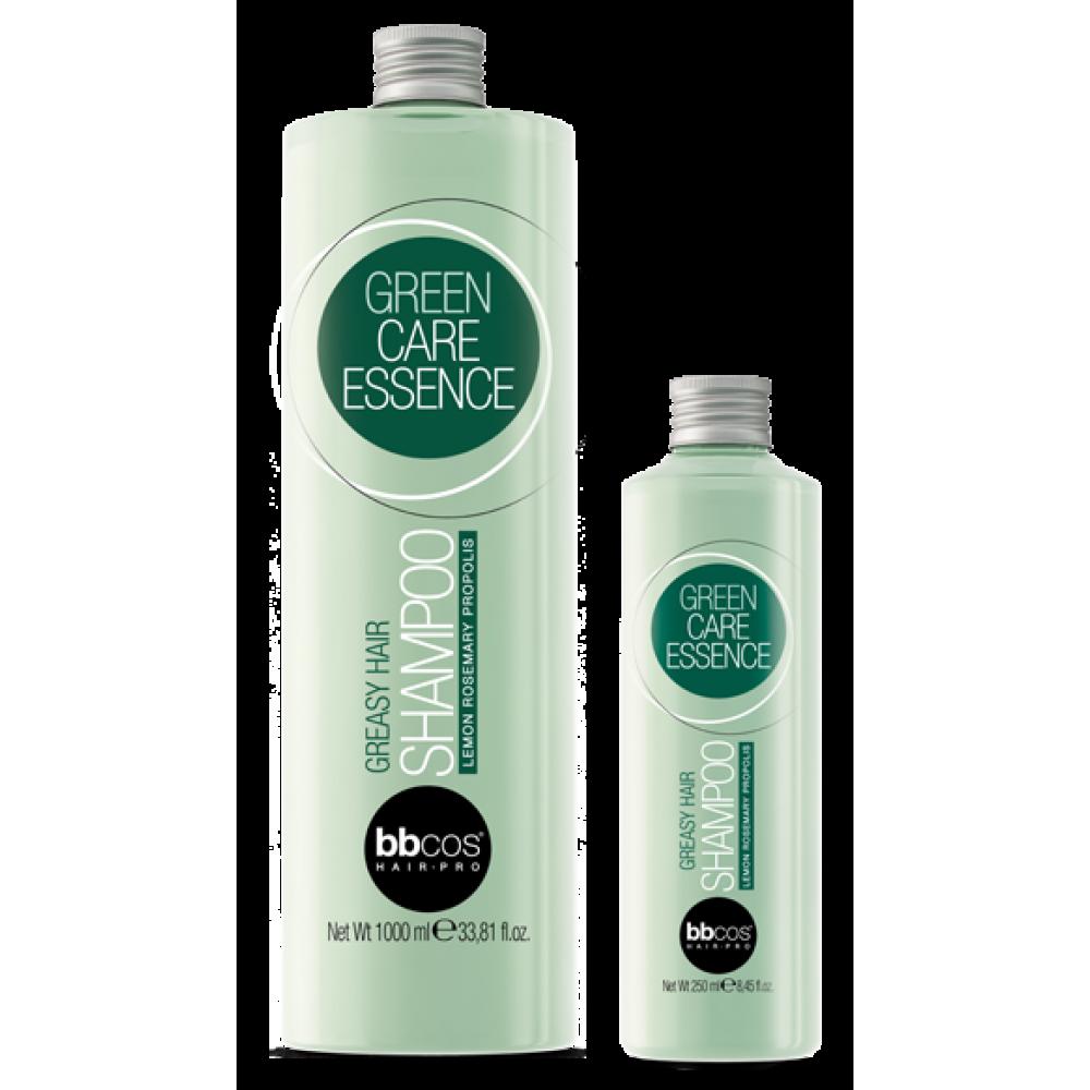 Green Care Essence Шампунь для жирного волосся 250 мл.
