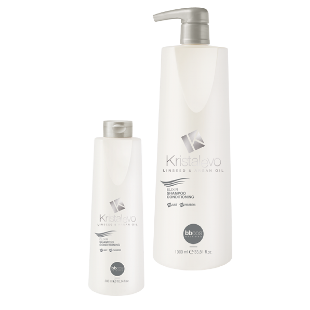 Kristal Evo Elixir Шампунь-кондиціонер для волосся 1000 мл