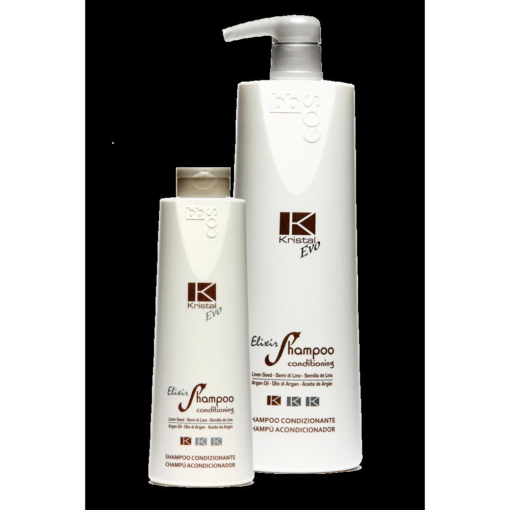 Kristal Evo Elixir Шампунь-кондиціонер для волосся 300 мл