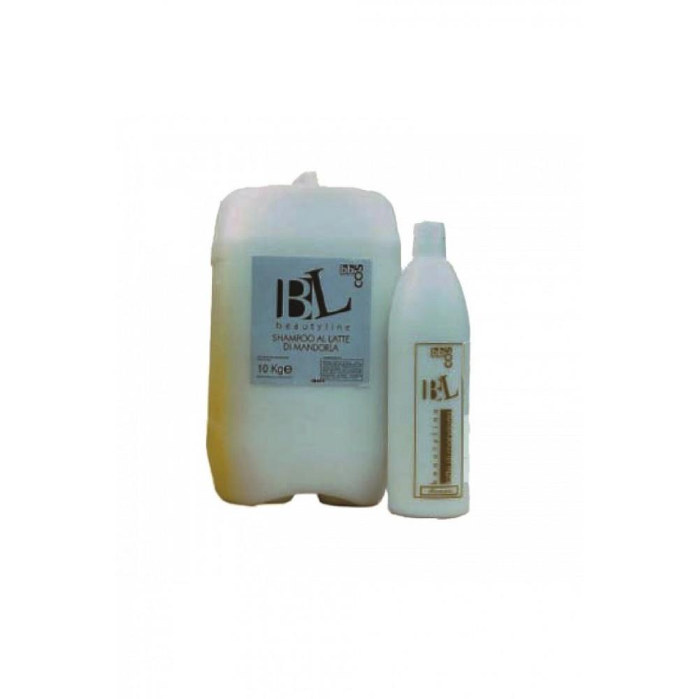 Beauty Line Шампунь для волосся з мигдальним молочком 5000 мл.