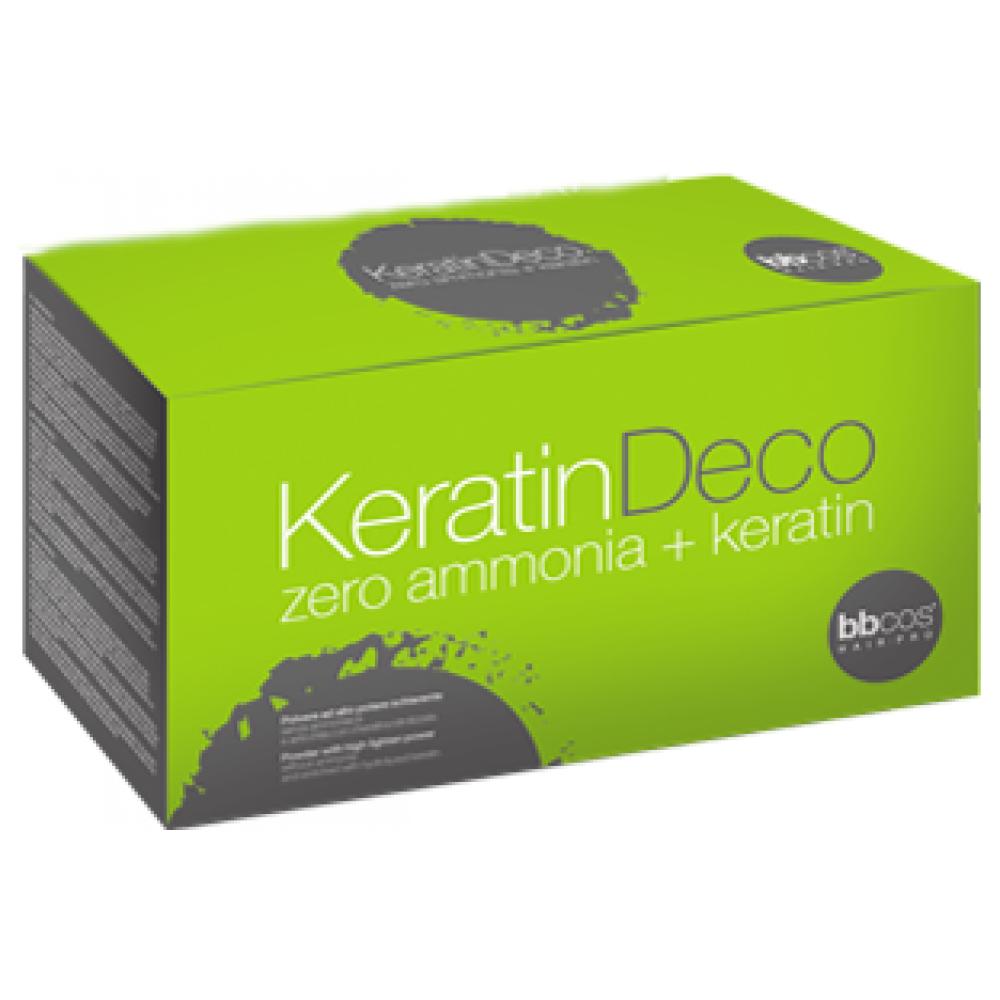bbcos KeratinDeco Пудра для освітлення волосся саше 20 гр