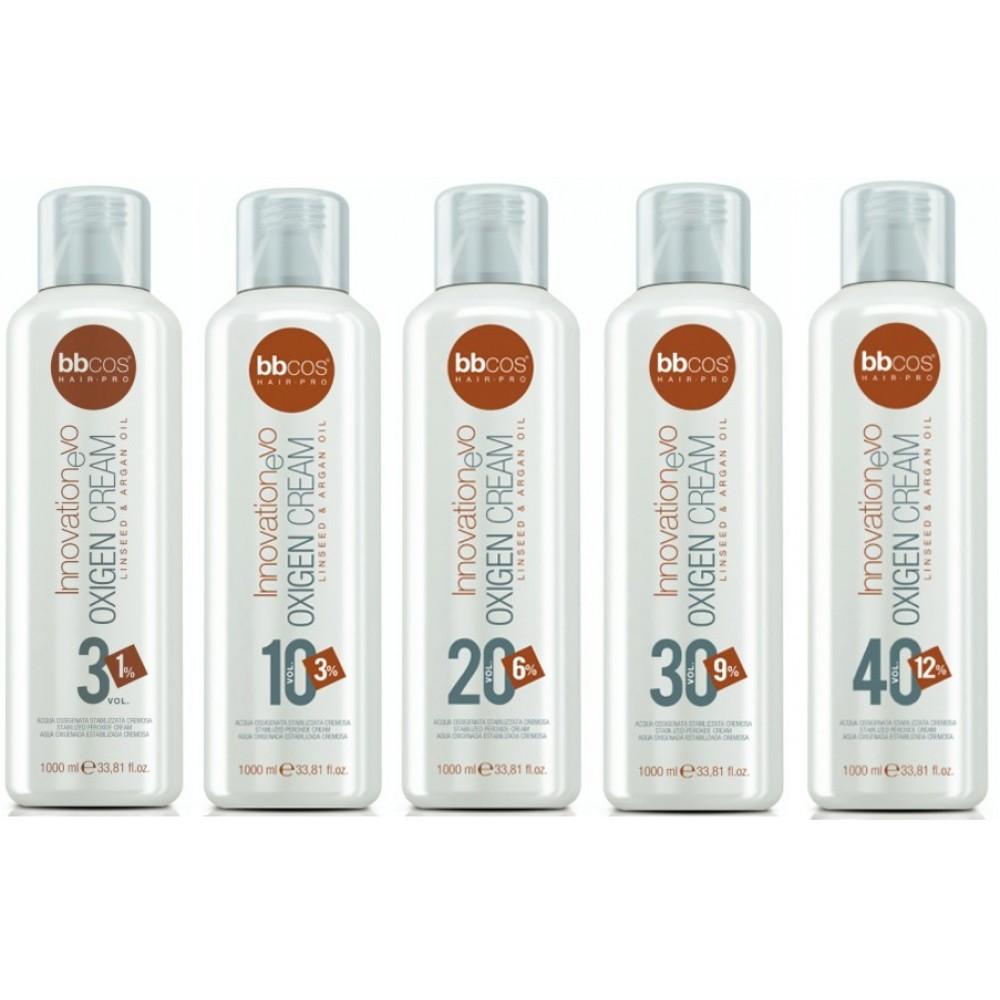 bbcos Innovation Evo Oxigen Cream Окисник кремоподібний 1000 мл