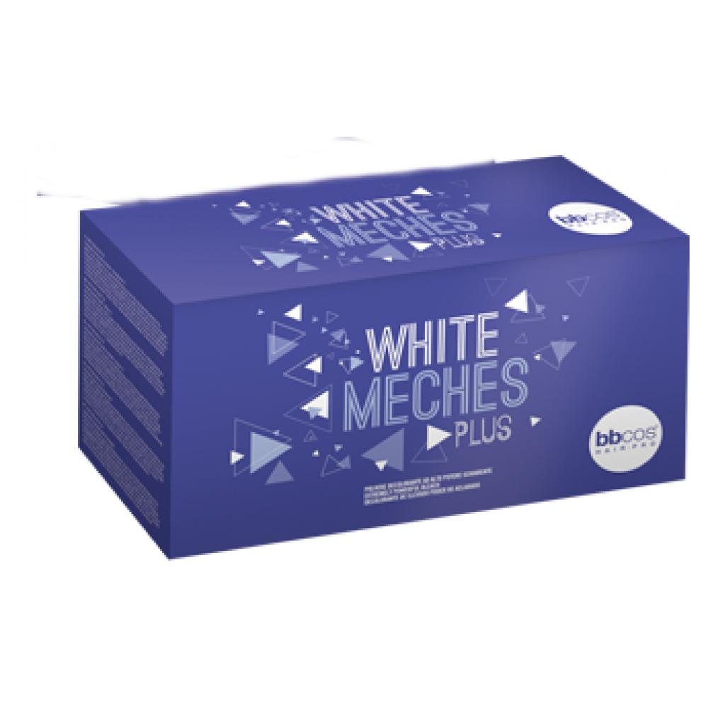 bbcos White Meches Plus Пудра для освітлення волосся саше 20 гр