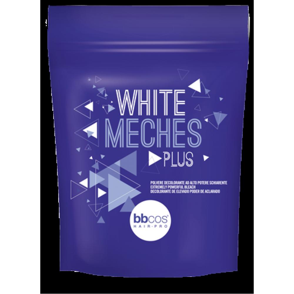 bbcos White Meches Plus Пудра для освітлення  (пакет) 1000 гр